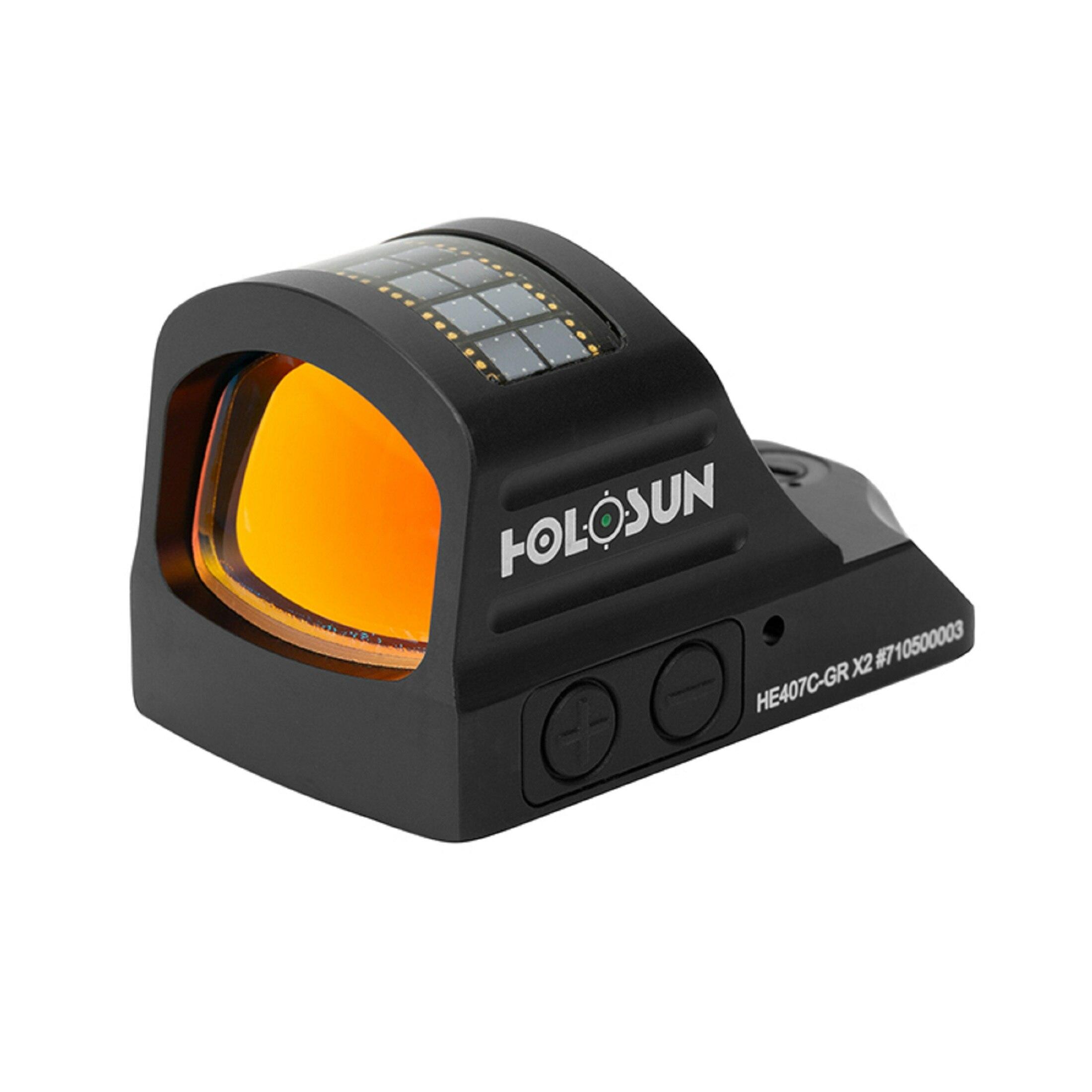 Holosun Dot Sight ELITE HE407C-GR-X2
