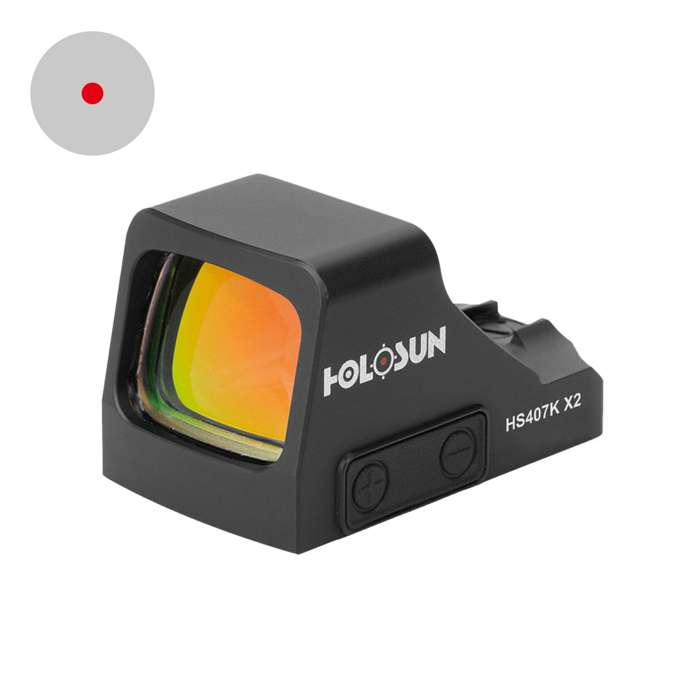 Holosun CLASSIC HS407K-X2