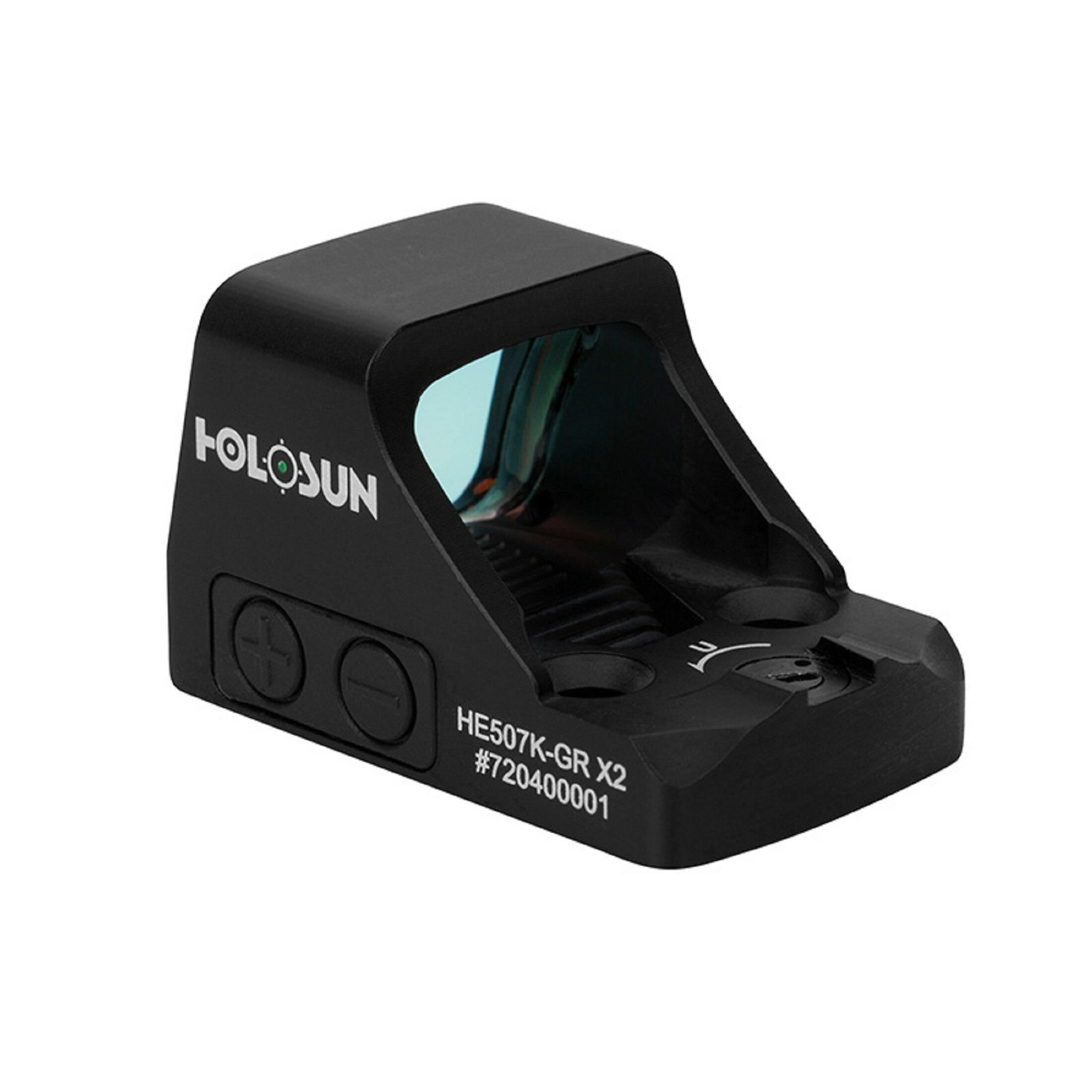 Holosun Dot Sight CLASSIC HE507K-GR-X2