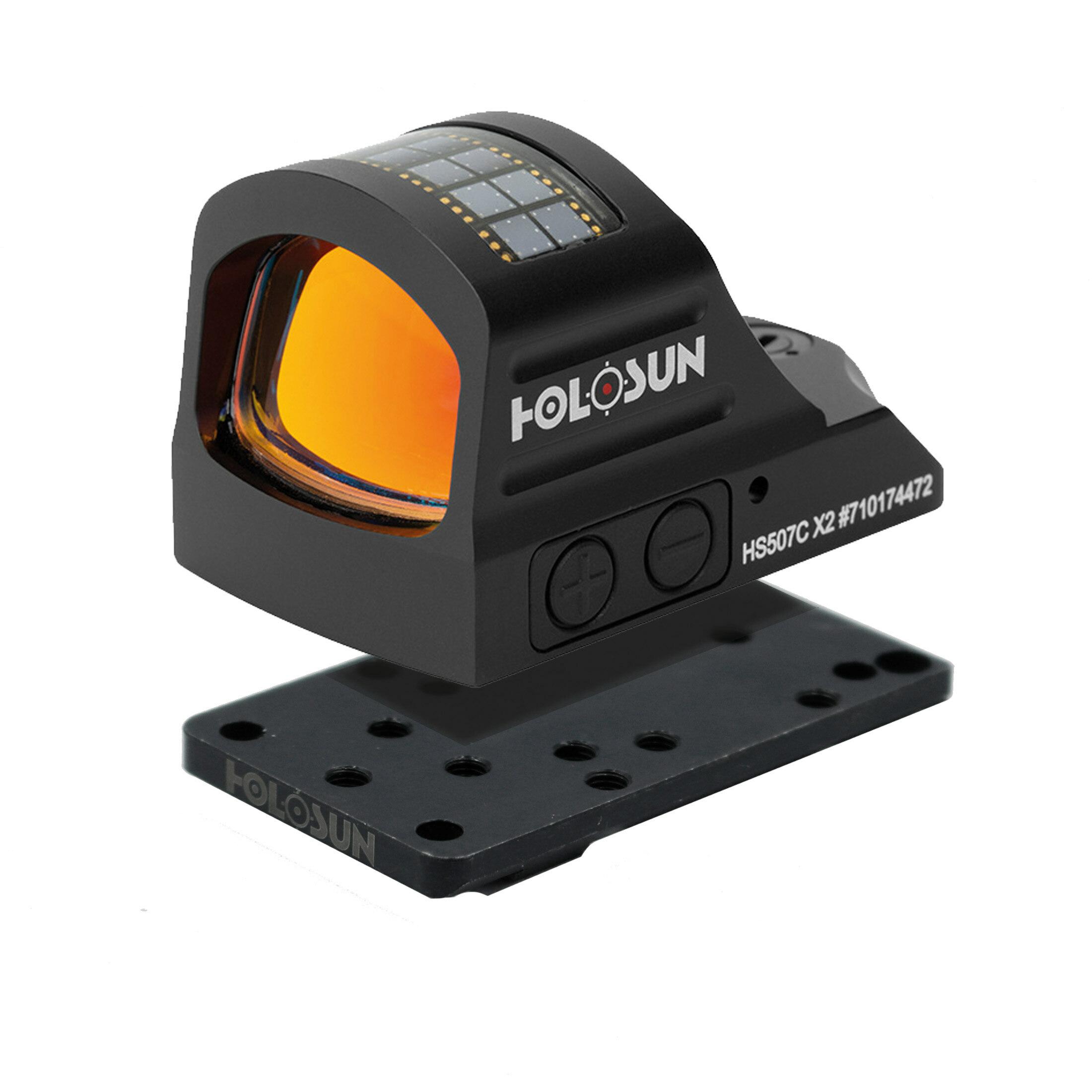 Holosun Dot Sight CLASSIC HS507C-SMP-GLOCK