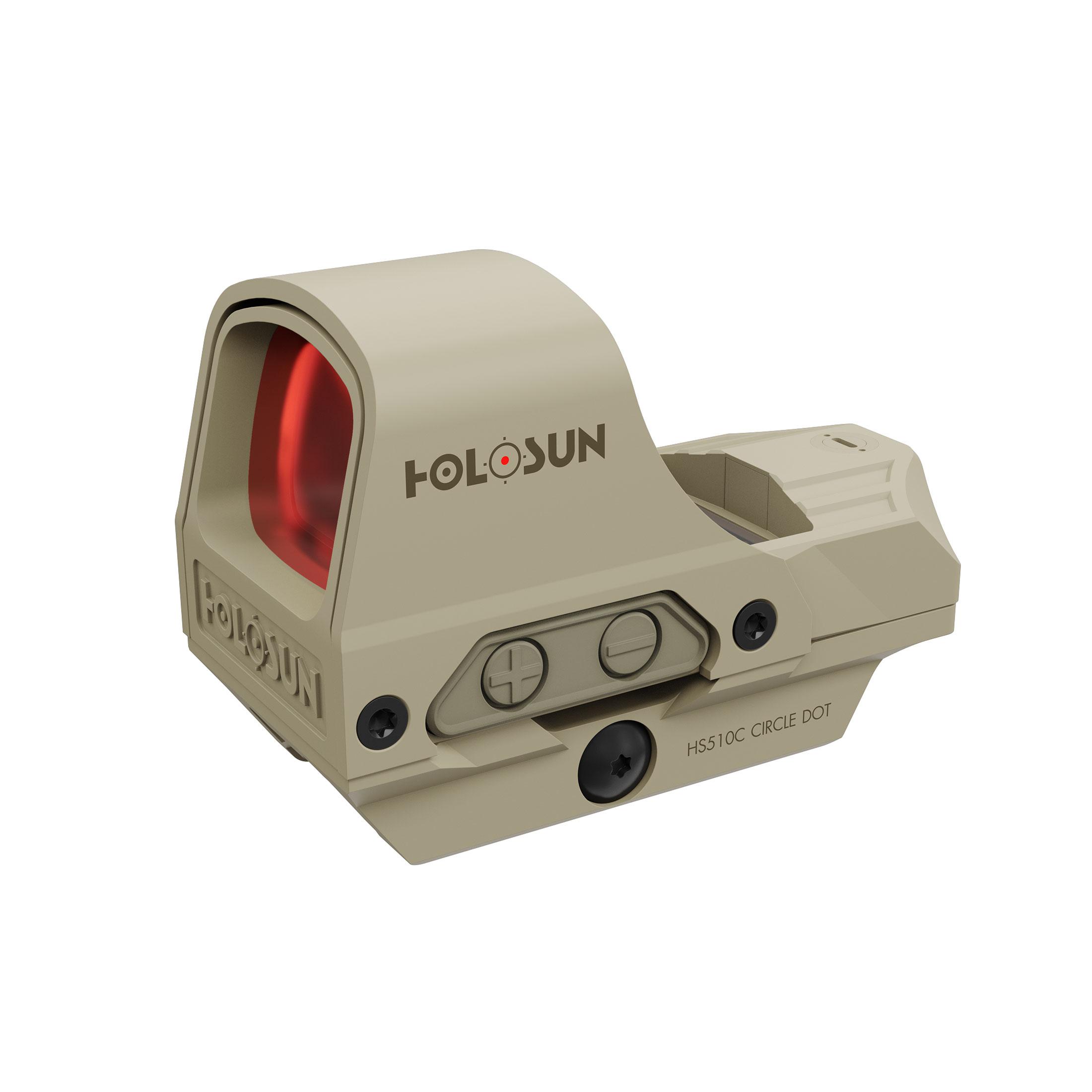 Holosun CLASSIC HS510C-FDE
