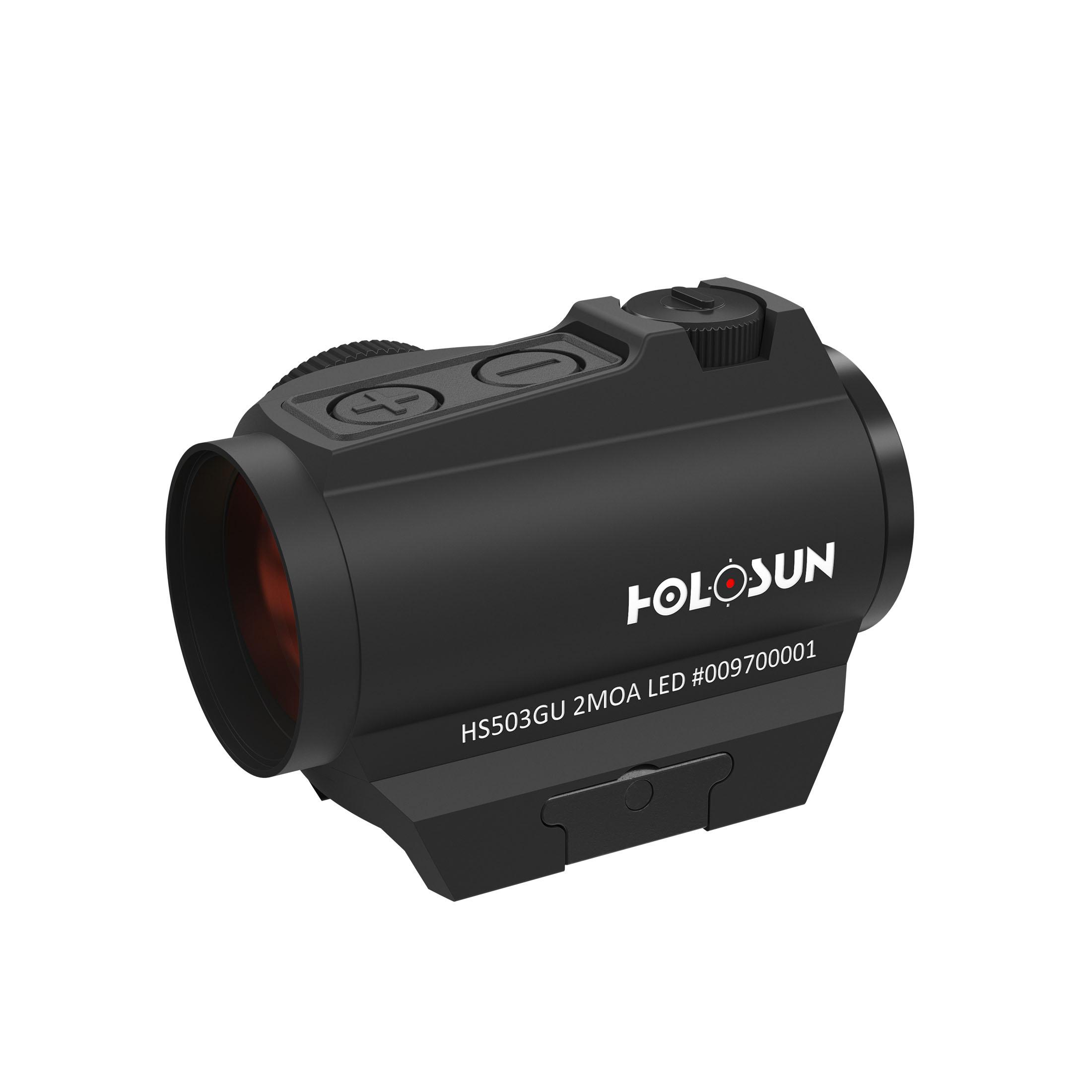 Holosun CLASSIC HS503G-U-BLACK