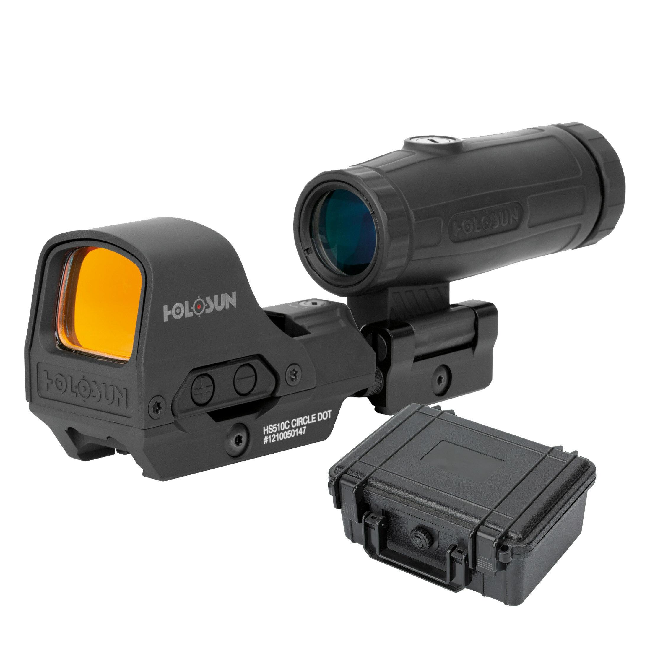 Holosun Dot Sight CLASSIC HS510C-HM3X-SET