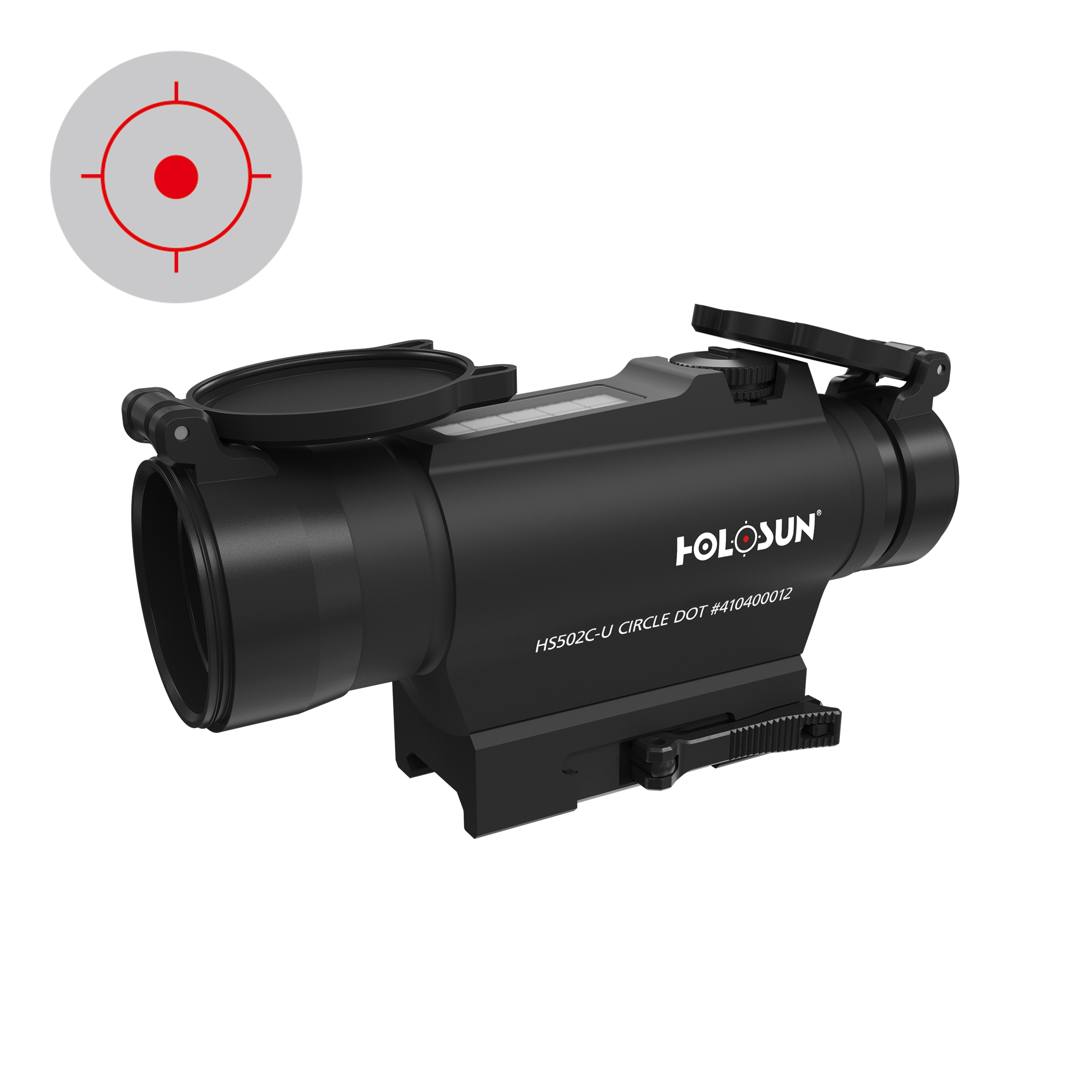 Holosun CLASSIC HS502C-U-RENEWED