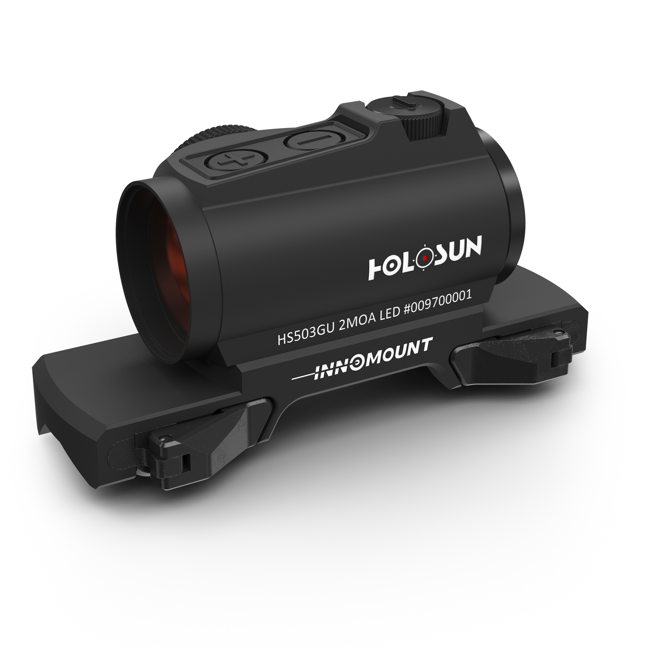 Holosun CLASSIC HS503G-U-BLACK-MOUNT-BLASER