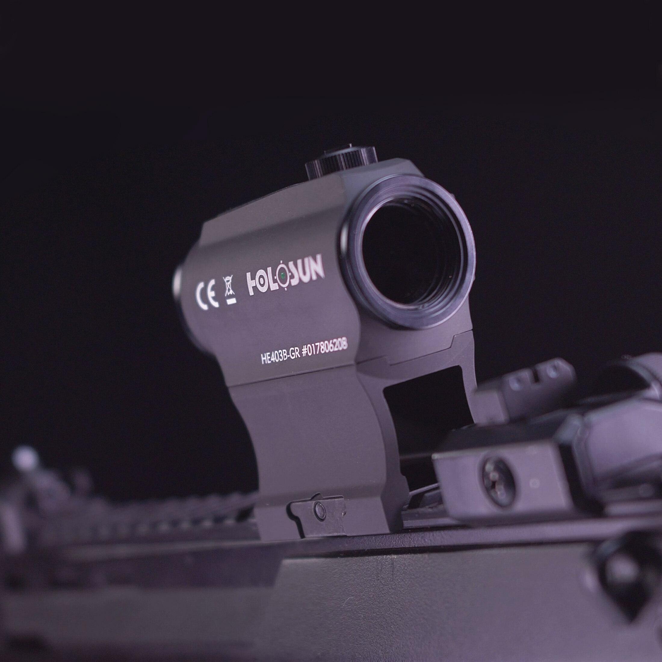 Holosun Dot Sight ELITE HE403B-GR