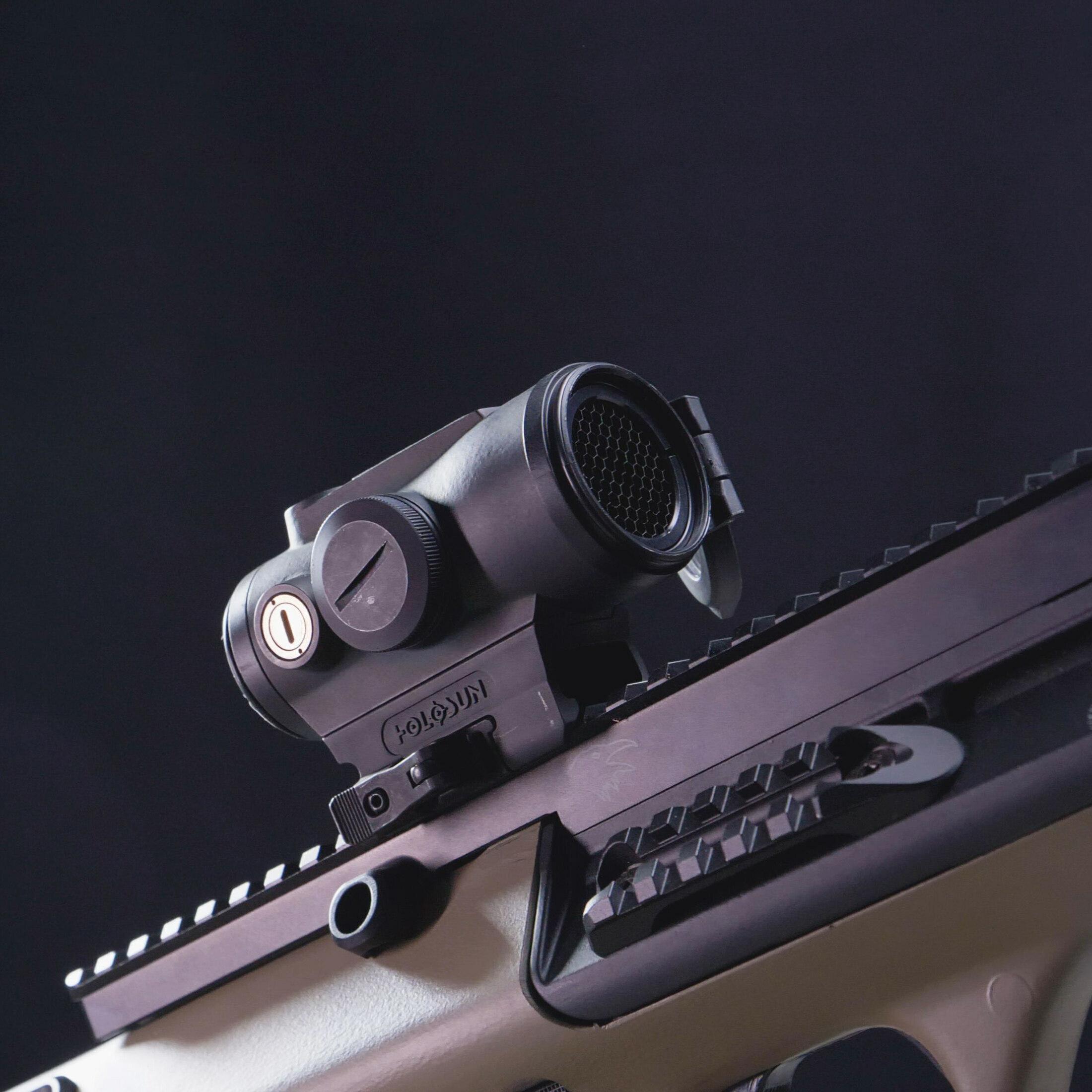 Holosun Dot Sight ELITE HE530G-RD