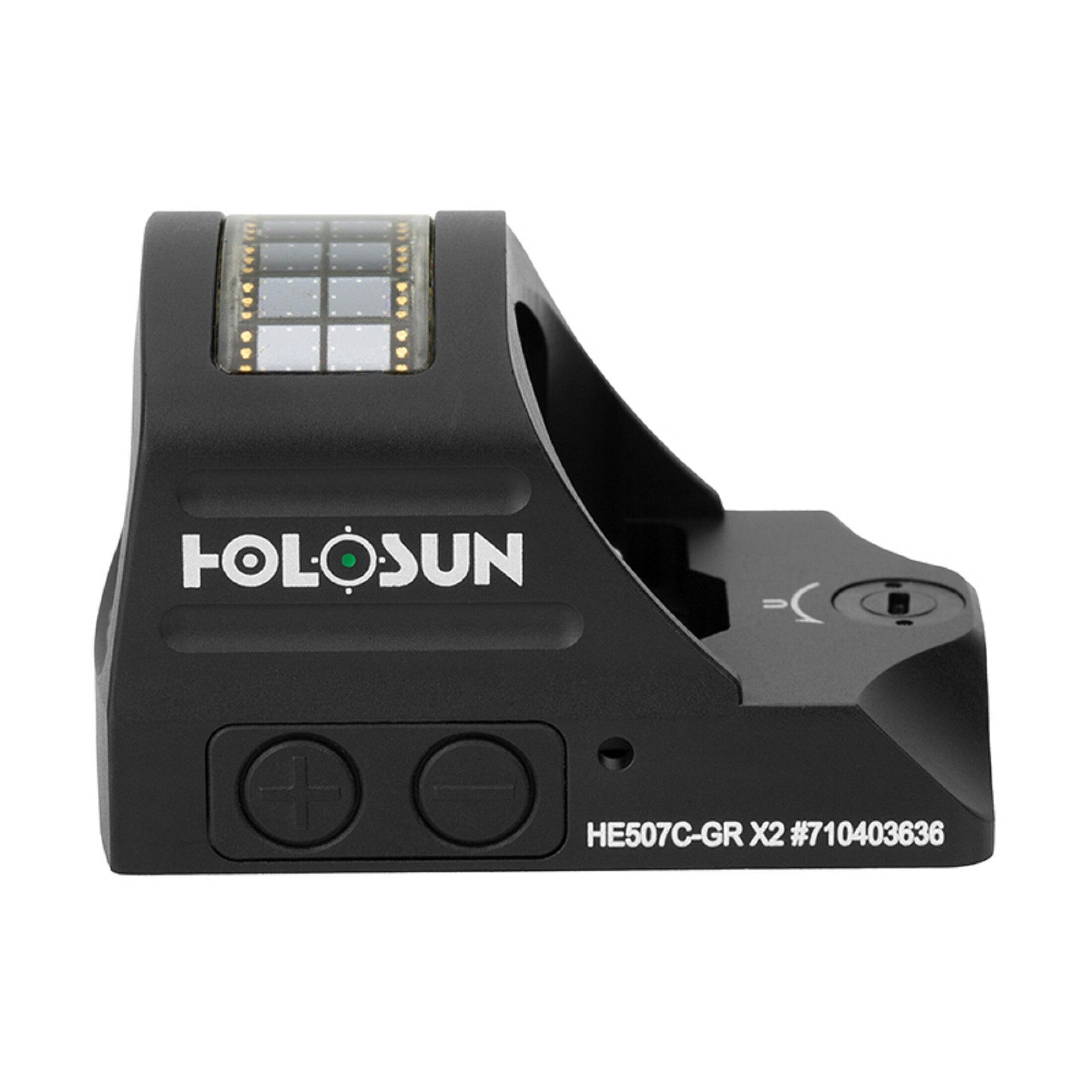 Holosun Dot Sight ELITE HE507C-GR-X2
