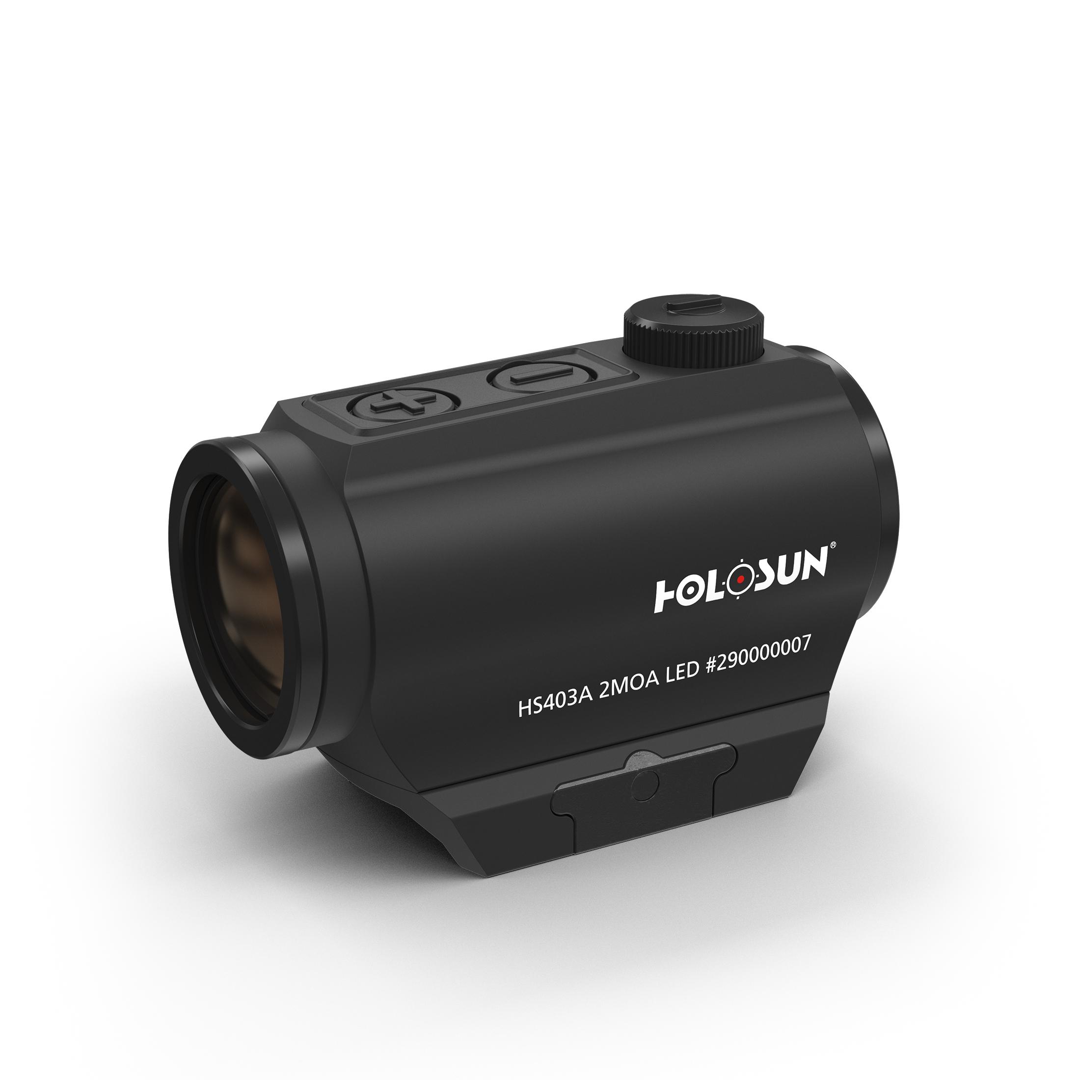Holosun CLASSIC HS403A-BLACK-RENEWED