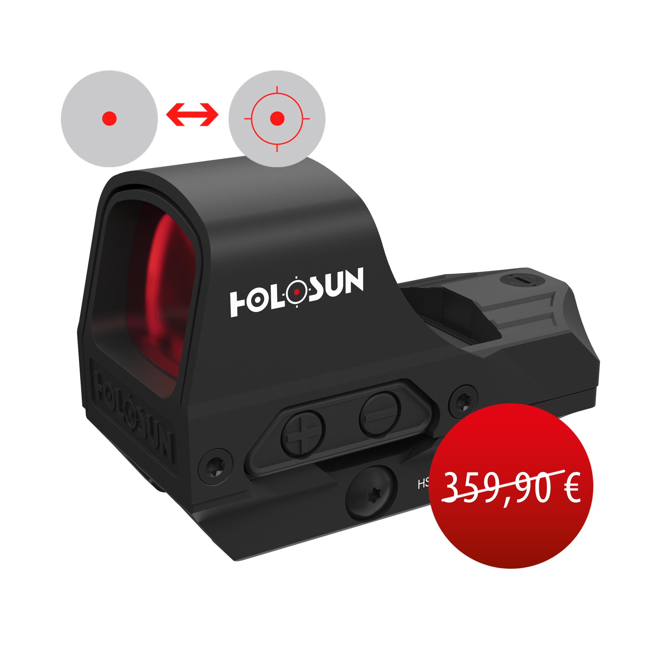 Holosun CLASSIC HS510C-RENEWED