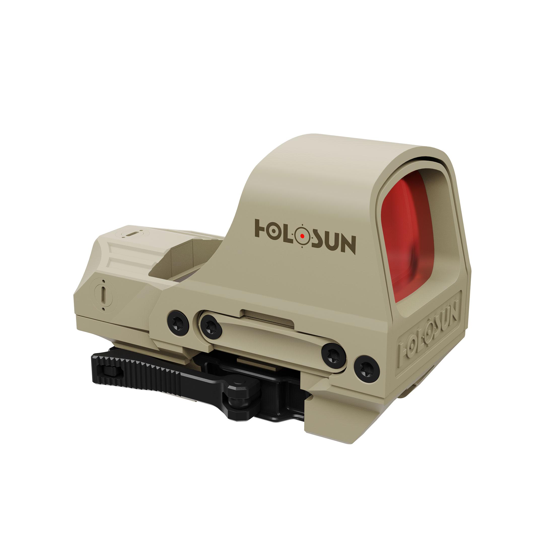Holosun Dot Sight CLASSIC HS510C-FDE
