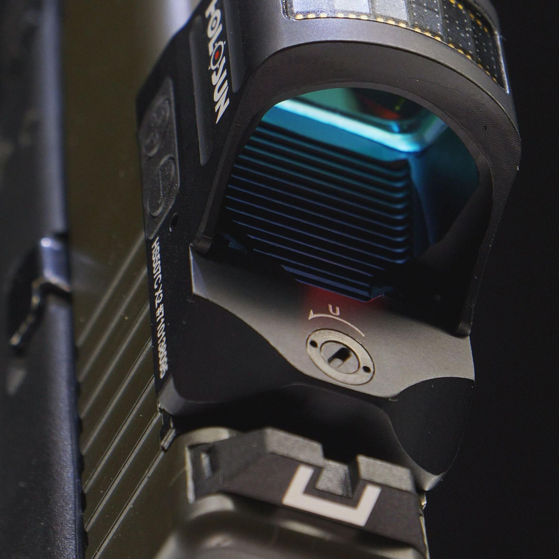 Holosun Dot Sight CLASSIC HS507C-X2-MOUNT